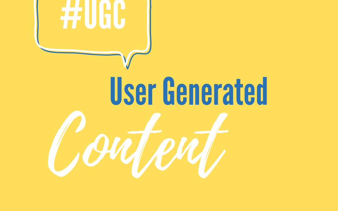 Get me some of that UGC….